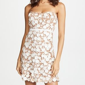 For Love & Lemons Beatrice Mini Dress